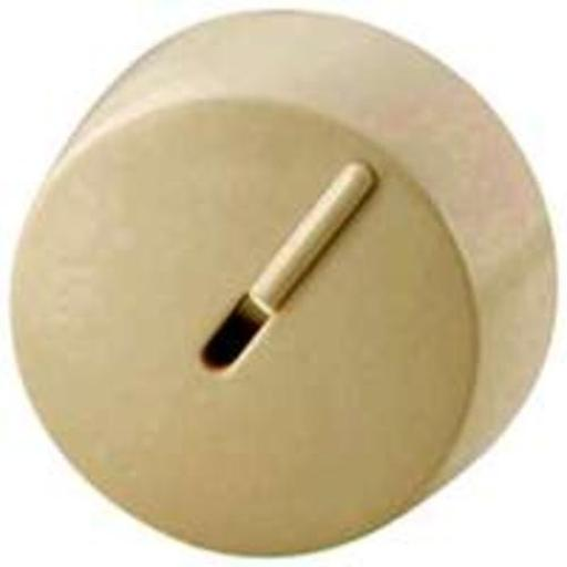 Cooper Wiring Rkrd-v-bp Rotary Dimmer Replacement Knob, Ivory