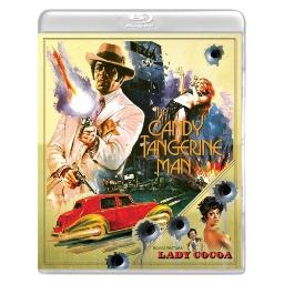 Candy tangerine man/lady cocoa (blu ray/dvd combo)(2discs/ws/1.85:1/dts hd) BRVS122
