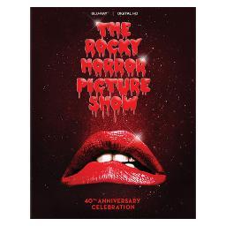 Rocky horror picture show-40th anniversary (blu-ray/digital hd) BR2315268