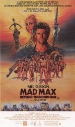 Mad Max Beyond Thunderdome Movie Poster (11 x 17) MOV195933