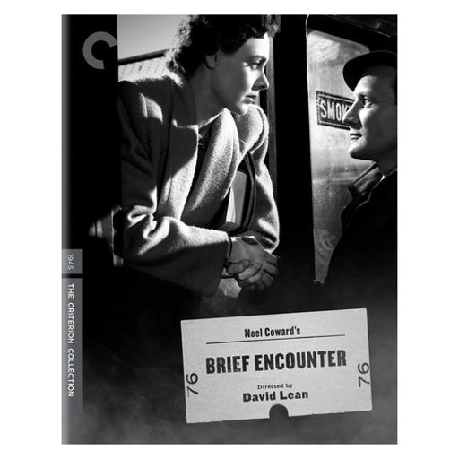 Brief encounter (blu-ray/1945/ff 1.37/b & w) 1283604