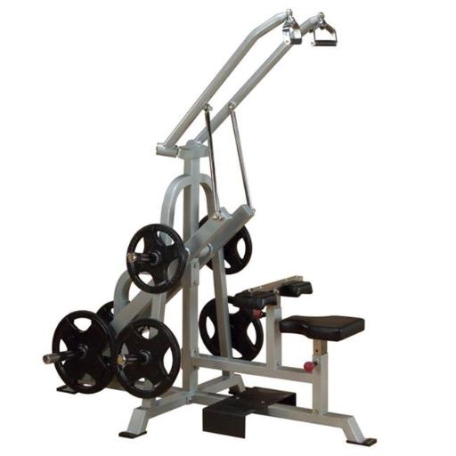 Leverage Lat Pulldown Exercise Machine