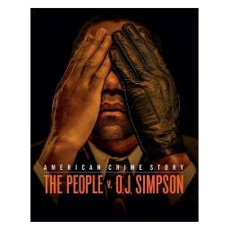 People v oj simpson-american crime story (blu-ray/dvd/3 disc) BR2328346