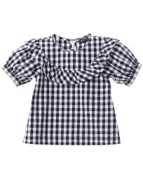 Brooks Brothers Gingham Top