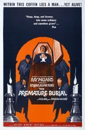 The Premature Burial Us Poster Art 1962. Movie Poster Masterprint EVCMMDPRBUEC001HLARGE