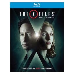 X-files-event series (blu-ray/2 disc/ws) BR2324484
