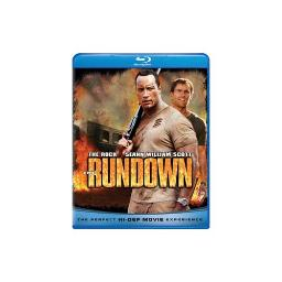 RUNDOWN (BLU RAY) (ENG SDH/FREN/SPAN/DTS-HD) 25195055581
