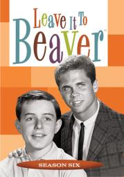 Leave it to beaver complete 6th season (dvd/6discs)