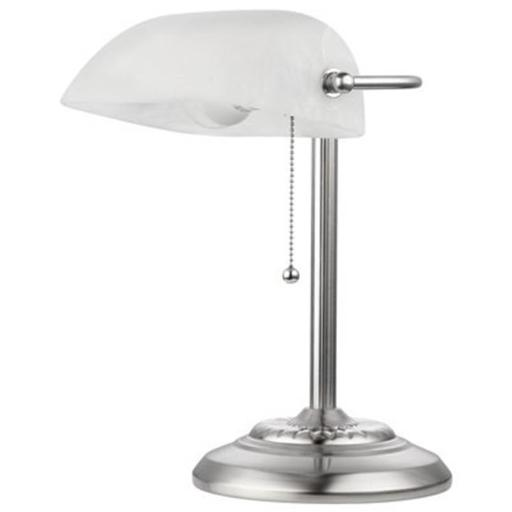 United Solutions 209967 StlKE Banker Desk Lamp
