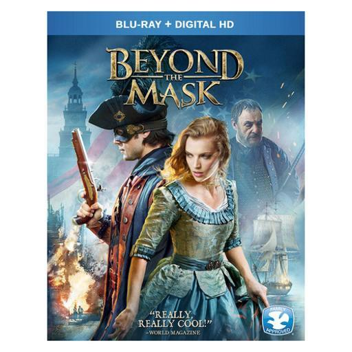 Beyond the mask (blu ray) nla PZHQUNKDKTDGOOFV
