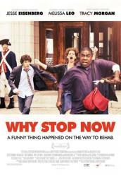 Why Stop Now Movie Poster (11 x 17) MOVAB92305
