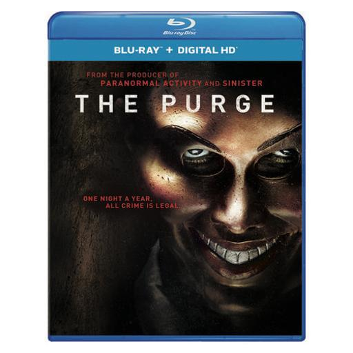 Purge (blu ray w/digital hd) DHTLDRQGEX8LULJS