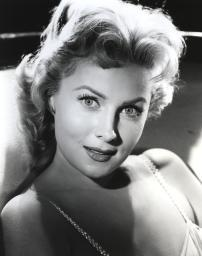 Rhonda Fleming smiling in Photo Photo Print - from $46.51