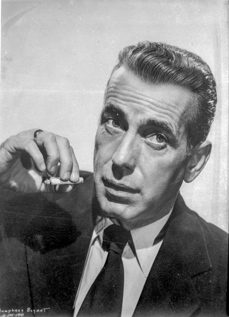 A Publicity Still Of Humphrey Bogart For Dead Reckoning Photo Print