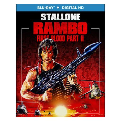 Rambo-first blood part 2 (blu ray w/digital hd) (ws/eng/eng sdh/5.1 dts-hd) KXPIESKNZS8MFE5T