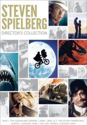 Steven spielberg directors collection (dvd) (8discs) D61164834D