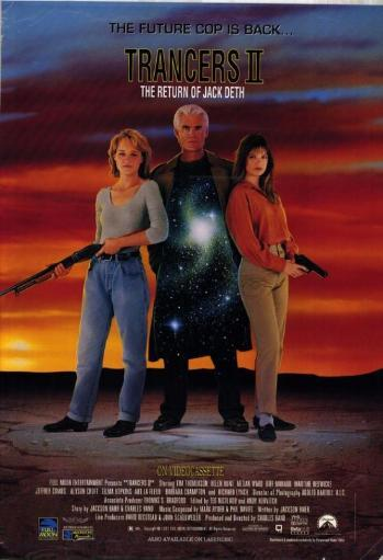 Trancers 2: The Return of Jack Deth Movie Poster Print (27 x 40) TKGLUPHKNNSK2SUK