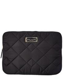 Marc Jacobs Quilted Nylon Laptop Case