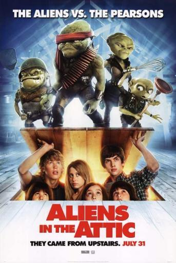 Aliens in the Attic Movie Poster Print (27 x 40) 6VFKNA00YLQQM0AM