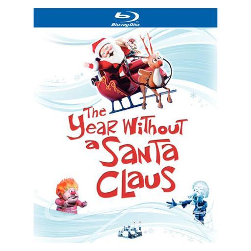 Year without a santa claus (blu-ray/dvd/2 disc) 1490348