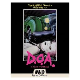 D.o.a.-rite of passage (blu-ray/dvd/special edition) BRMVD0237