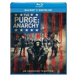 Purge anarchy (blu ray w/digital hd) (new packaging) BR61184986