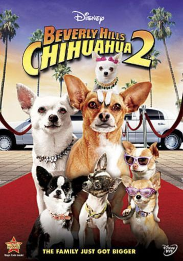 Beverly hills chihuahua 2 (dvd/ws/eng-fr-sp sub) HNAA1SWD8FYDLFIS