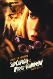 Sky Captain and the World of Tomorrow Movie Poster Print (27 x 40) MOVIF9304