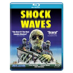 Shock waves (blu ray) (special edition/16x9/ws/1.85:1) BRBLU7049