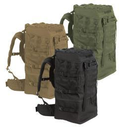 Voodoo Tactical 20-0995 Large Capacity Ruck Sack Backpack, MOLLE