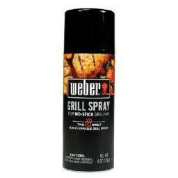 Weber Grill' N Spray for No-Stick Grilling