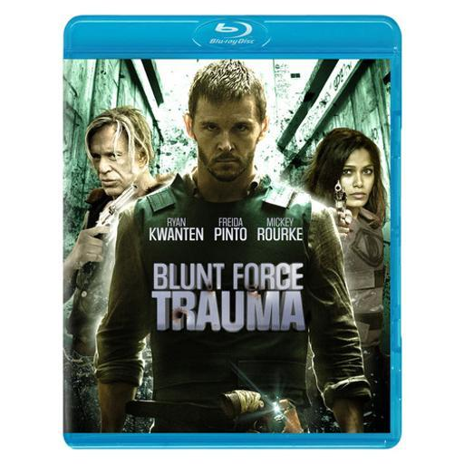Blunt force trauma (blu ray) nla ILNQGXS9AN5UPPXK