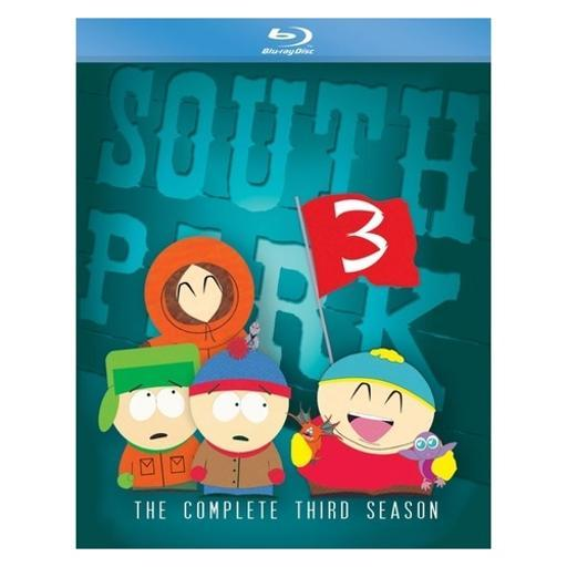 South park-complete third season (blu ray) (2discs) IURXBGFGJY6L8LQR