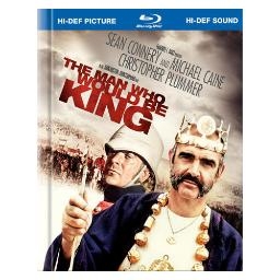 Man who would be king (blu-ray/digibook/ws-16x9) BR162412