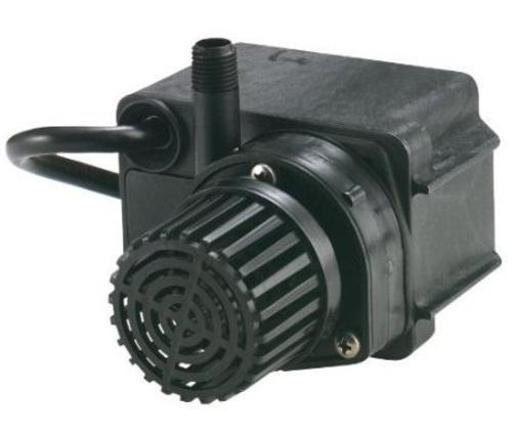 Little Giant Pump 566611 300 Gph Water Garden Pump