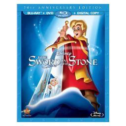 Sword in the stone-50th anniversary edition (blu-ray/dvd/dc) BR111657