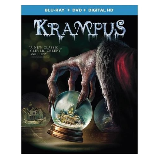 Krampus (blu ray/dvd w/digital hd/ultraviolet) 1292062