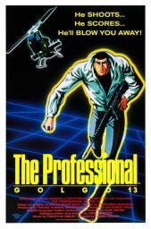 The Professional Golgo 13 Movie Poster (11 x 17) MOVCB63745
