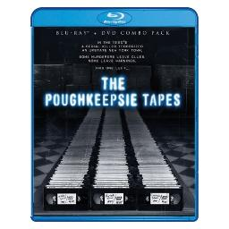 Poughkeepsie tapes (blu ray/dvd combo) (2discs/ws/1.85:1) BRSF18016