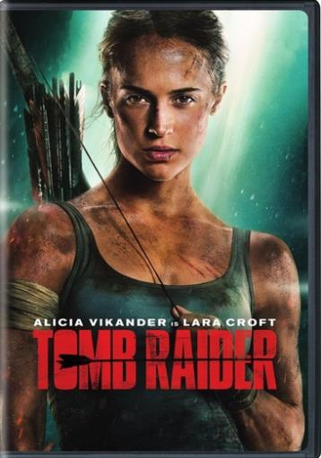 Tomb raider (2018/dvd/special edition)