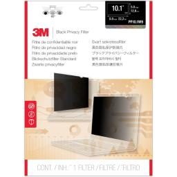 3m mobile interactive solution pf10.1w9 3m pf10.1w9 privacy filter for widescreen laptop 10.1in