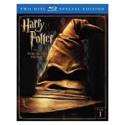 Harry potter & the sorcerers stone (blu-ray/digital hd/ultraviolet/2 disc) BR622213