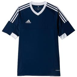 b9140b328 Adidas Men s TIRO 15 Jersey T-Shirt Dark Blue White Size Small