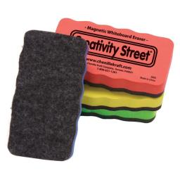 Pacon PACAC2083 Magnetic Foam Erasers