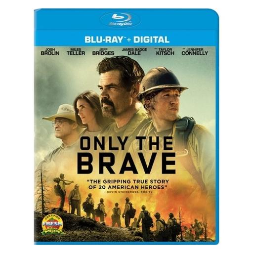 Only the brave (blu ray w/digital) (2017) XVIIIHWXTEJQT9PR