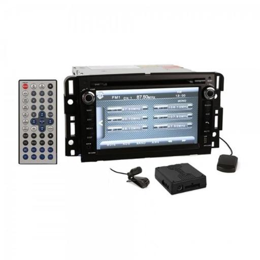 Metra Electronics MDF33051002 7 in. Double Din Touchscreen CD & Mp3 Car Stereo Receiver