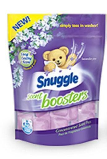 Snuggle Scent Boosters Lavender Concentrated Scent Pacs