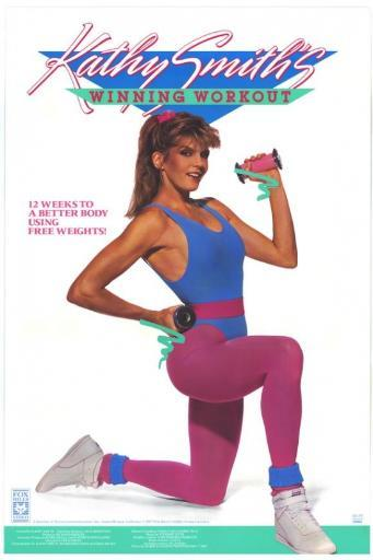 Kathy Smith Workout Series: Winning Workout Movie Poster Print (27 x 40)