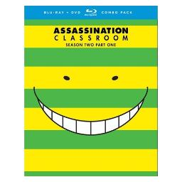 Assassination classroom-season 2 part 1 (blu-ray/dvd/4 disc) BRFN01445