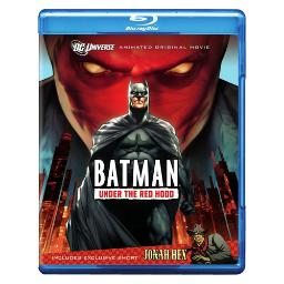 Batman-under the red hood (blu-ray) BR115997